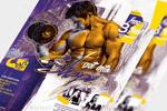 健身运动广告海报