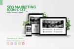 Seo营销图标