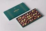 巧克力包装设计样机