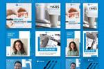 牙科诊所社交广告