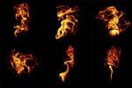 火焰4K高清�D片