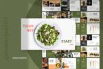 餐厅美食PPT模板