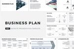 商业计划KEY模板
