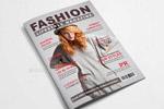时尚个性杂志画册