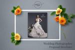 婚礼摄影公司画册