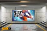 地铁广告展示样机