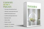 创意绿色植物画册