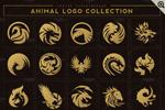 动物logo集