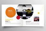汽车销售主题画册