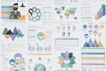 统计分析等信息图
