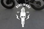 摩托车logo模板