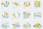 教育人工智能图标