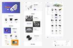 购物网页模板