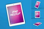 iPad平板电脑样机