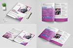 业务双折页宣传册