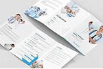 院健康护理宣传册