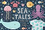 海洋动物插图